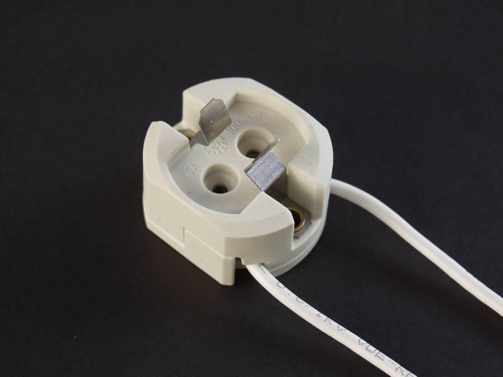 Fassung G-12 für Entladungslampe