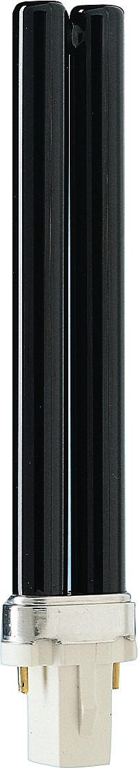 PHILIPS PL-S 9W BLB/2P G-23 UV-A Schwarzlicht