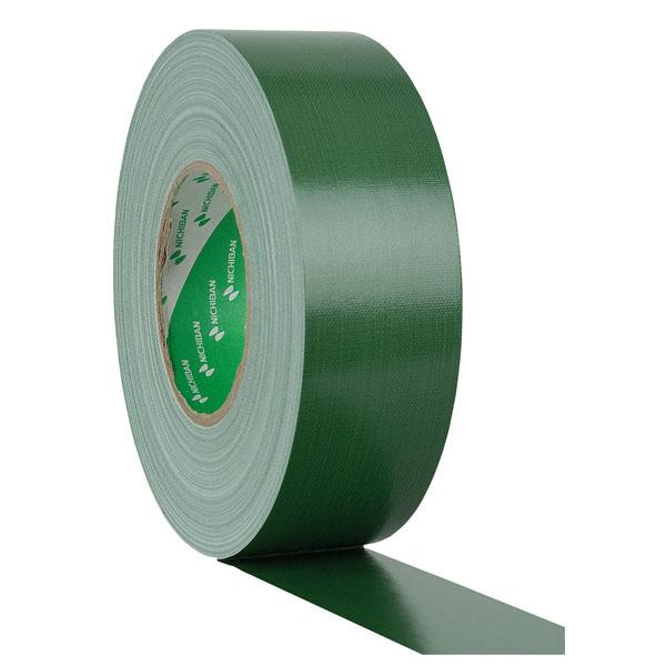 Nichiban Gaffa Tape Gewebeklebeband 50mm/50m grün