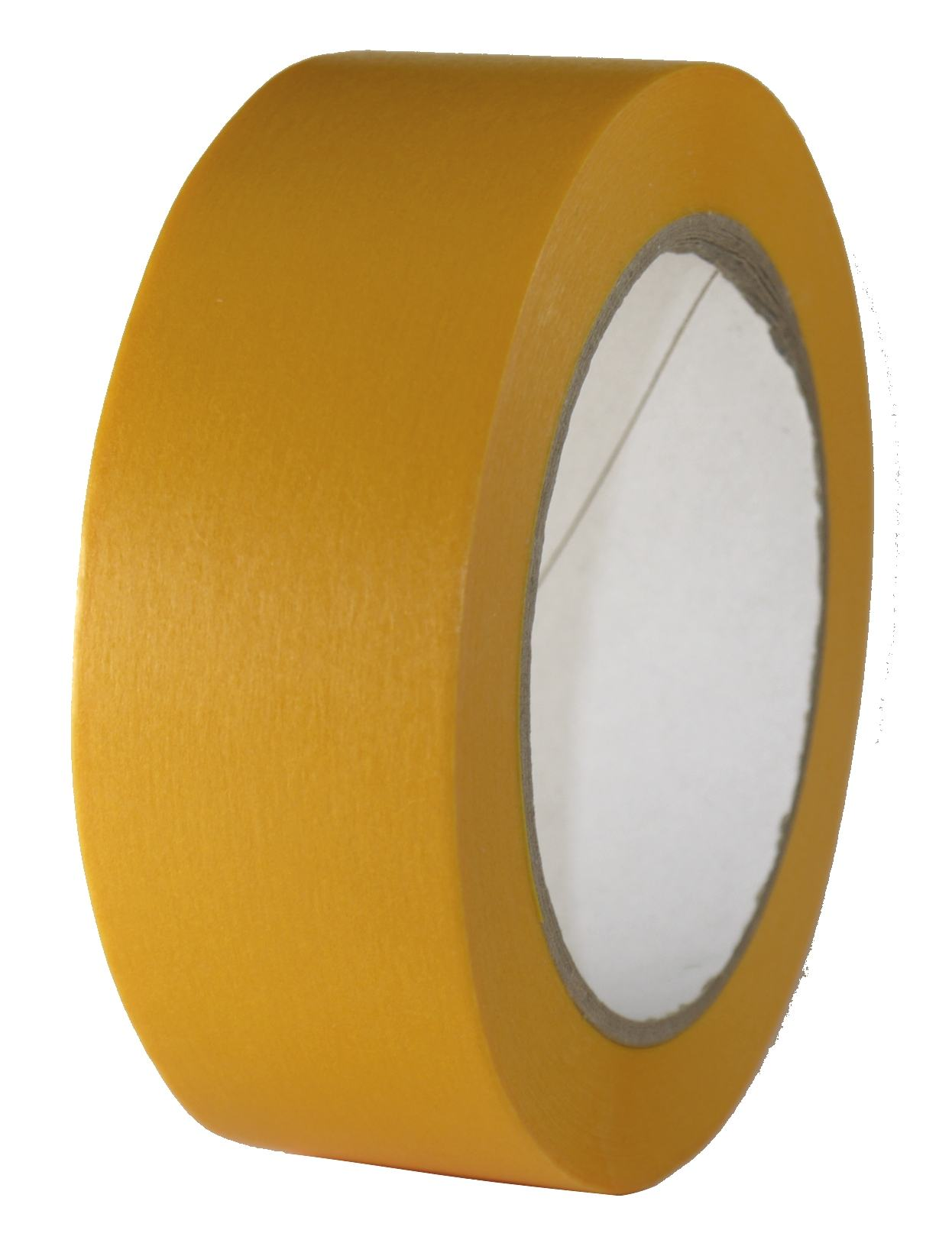 Lackierband Universal Gold/Orange 38mm/50m bis 100°C