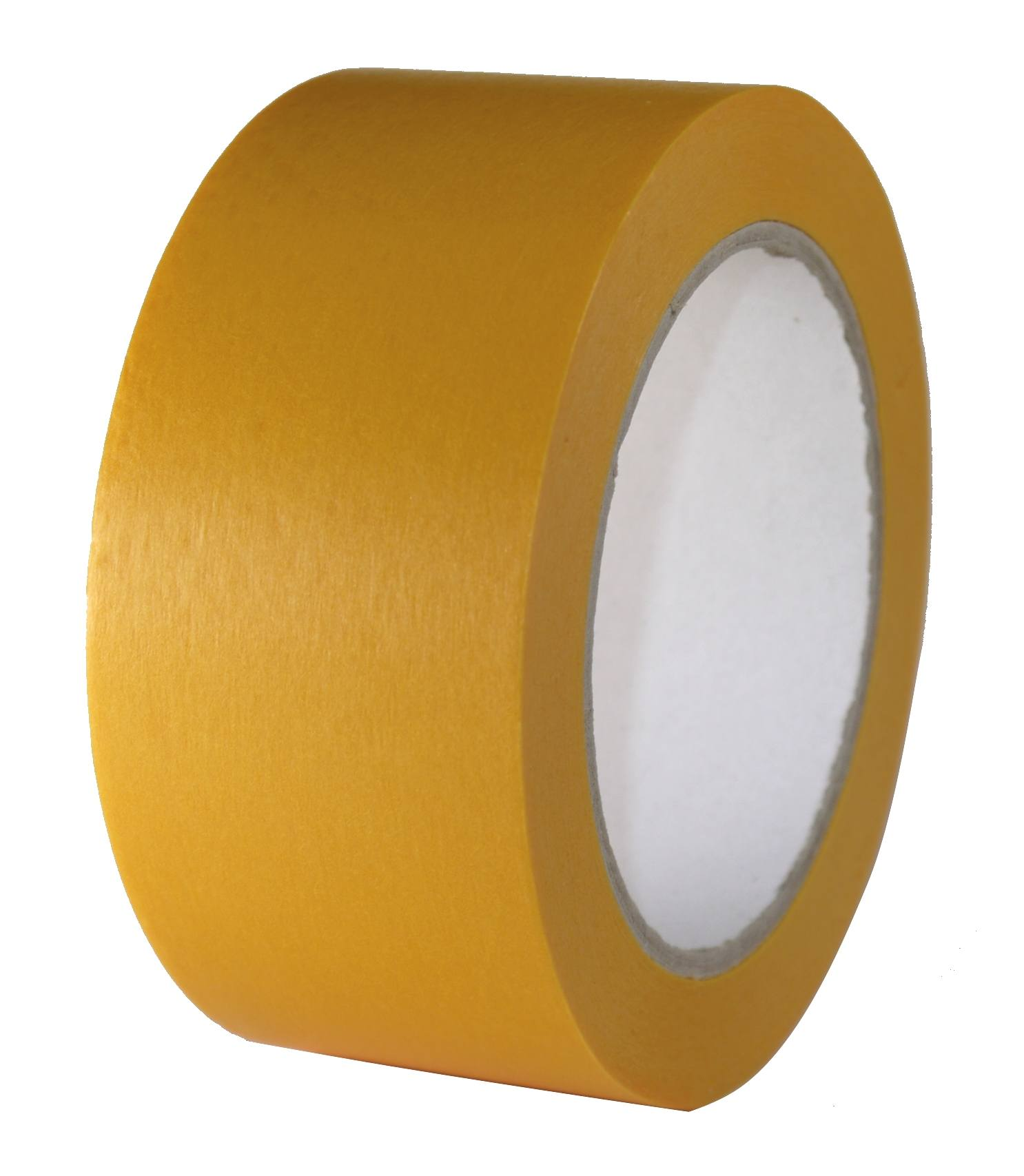 Lackierband Universal Gold/Orange 50mm/50m bis 100°C